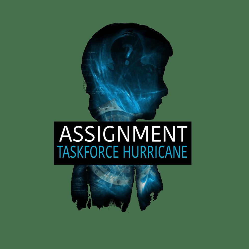 taskforce hurricane silhuette