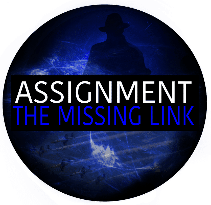 the missing link circle png