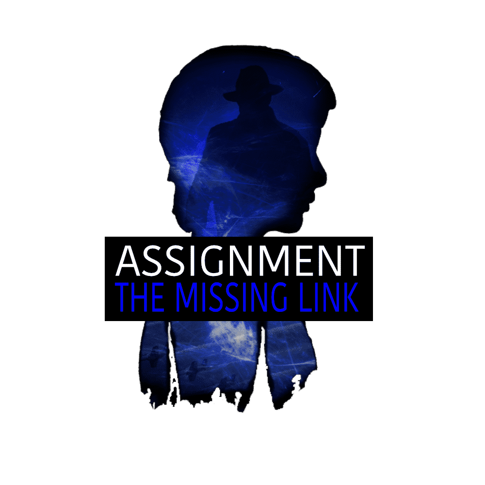the missing link silhuette